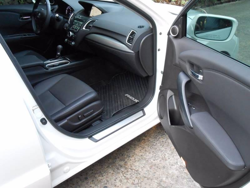 2017 Acura RDX AWD 4dr SUV w/Advance Package - Portland OR