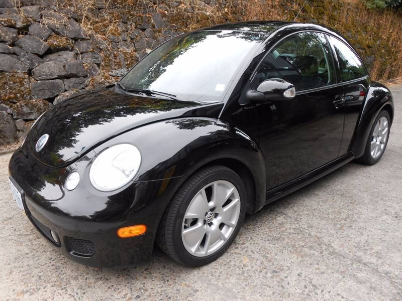 2003 Volkswagen New Beetle Turbo S 2dr Coupe - Portland OR