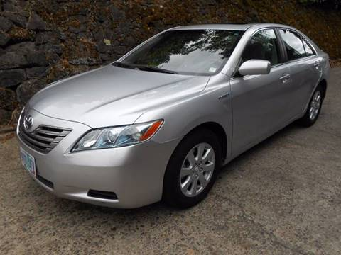 2007 Toyota Camry Hybrid for sale in Portland OR