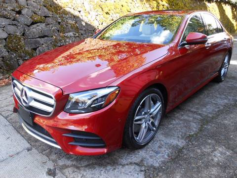 2017 Mercedes-Benz E-Class for sale in Portland, OR
