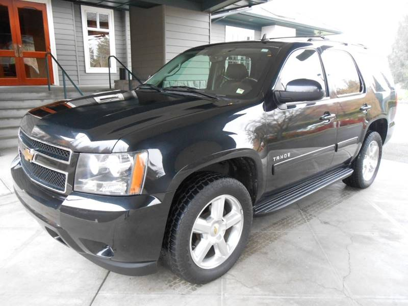 2010 Chevrolet Tahoe for sale at JOSE MESA AUTO WHOLESALE , LLC in Portland OR