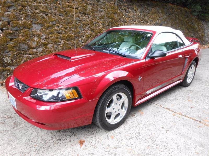 2003 Ford Mustang Deluxe 2dr Convertible - Portland OR