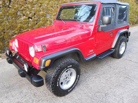 2003 Jeep Wrangler for sale in Portland, OR