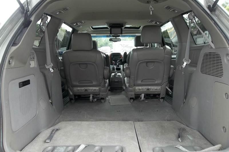 2005 Toyota Sienna AWD XLE Limited 7-Passenger 4dr Mini-Van - Valdese NC