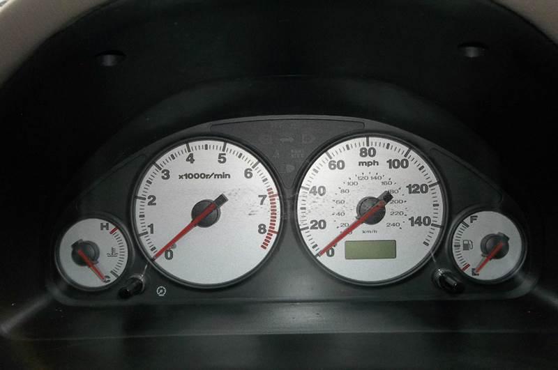 2002 Honda Civic EX 4dr Sedan - Valdese NC