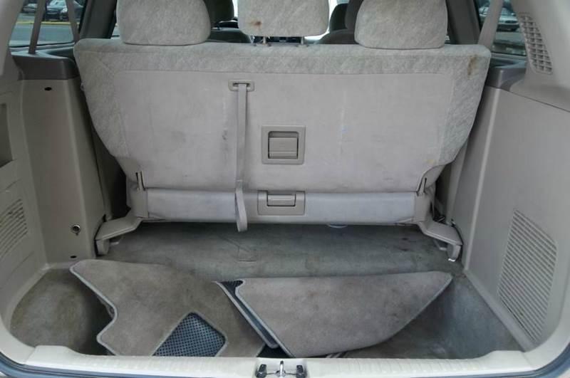 2001 Honda Odyssey EX 4dr Mini-Van - Valdese NC