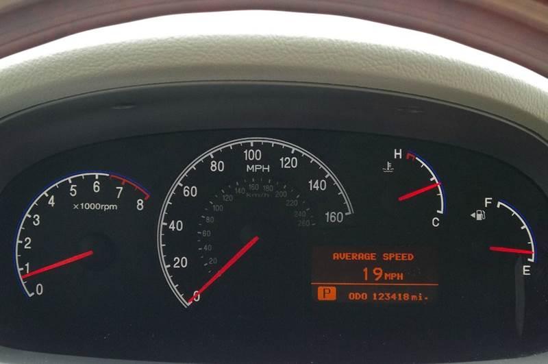 2006 Hyundai Azera Limited 4dr Sedan - Valdese NC