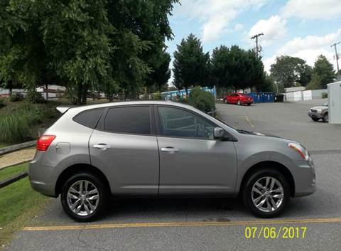 2010 Nissan Rogue for sale at EAST VALDESE MOTORS / VINSON AUTO GROUP in Valdese NC