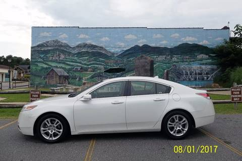 2009 Acura TL for sale in Valdese, NC