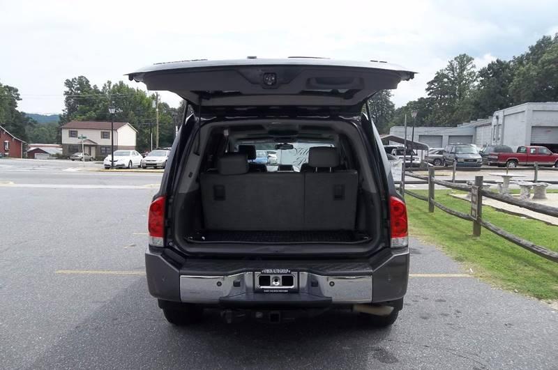 2006 Nissan Armada LE 4dr SUV 4WD - Valdese NC