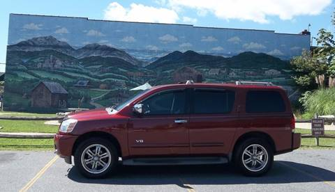 2006 Nissan Armada for sale in Valdese, NC