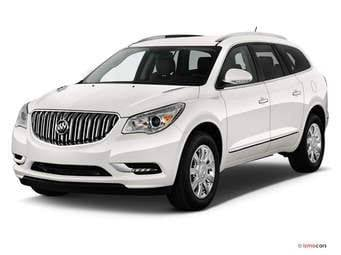 2008 Buick Enclave for sale at EAST VALDESE MOTORS / VINSON AUTO GROUP in Valdese NC