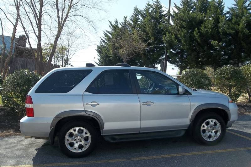 Acura Mdx AWD Touring Dr SUV In Valdese NC EAST VALDESE MOTORS - 2002 acura mdx tires