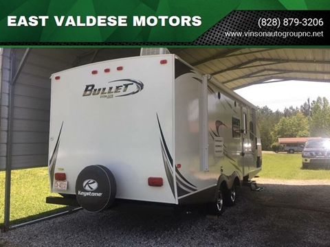 2011 Keystone Bullets for sale in Valdese, NC