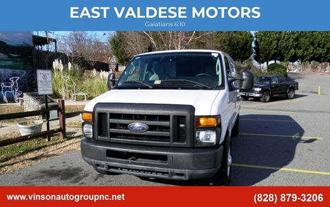 2011 Ford E-Series Cargo for sale in Valdese, NC