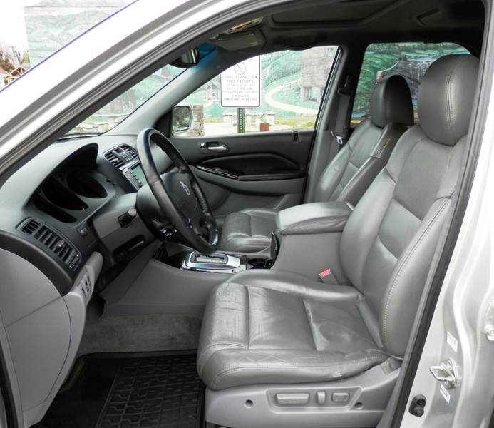 2006 Acura Mdx Transmission: 2006 Acura Mdx AWD Touring 4dr SUV W/Navi And