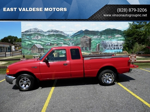 2001 Ford Ranger for sale in Valdese, NC