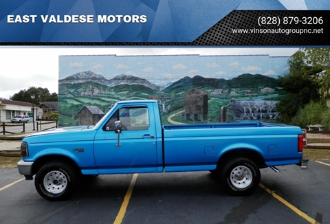 1995 Ford F-150 for sale in Valdese, NC