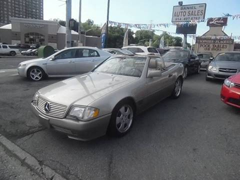 1995 Mercedes-Benz SL-Class for sale in Yonkers, NY