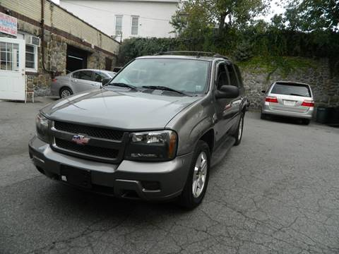 2008 Chevrolet TrailBlazer for sale in Yonkers, NY