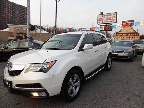Acura Used Cars Pickup Trucks For Sale Yonkers Daniel Auto Sales on