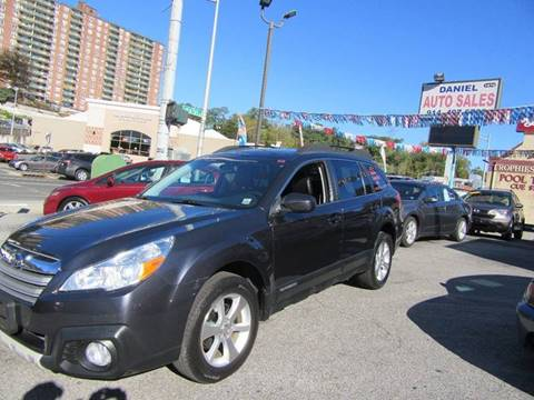 2013 Subaru Outback for sale in Yonkers, NY