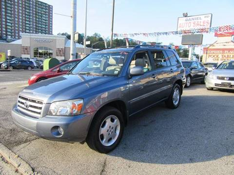 2006 Toyota Highlander for sale in Yonkers, NY
