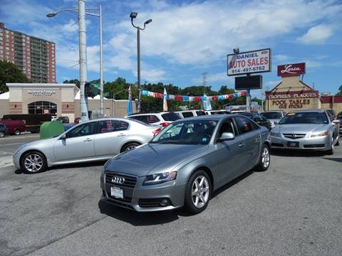 2009 Audi A4 for sale in Yonkers, NY