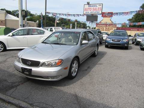 2003 Infiniti I35 for sale in Yonkers, NY
