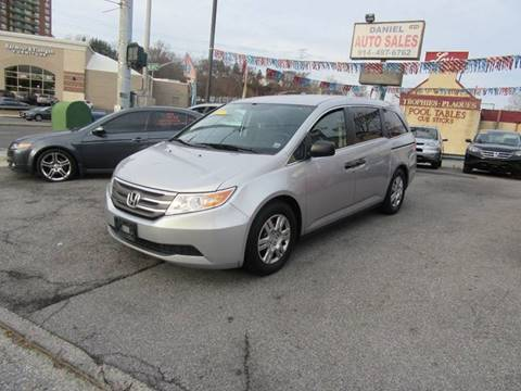 2013 Honda Odyssey for sale in Yonkers, NY
