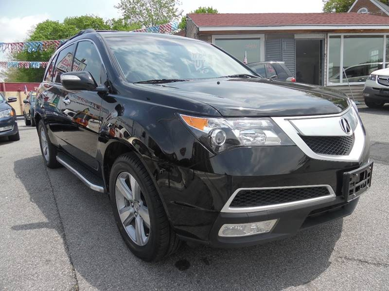 Acura Yonkers on