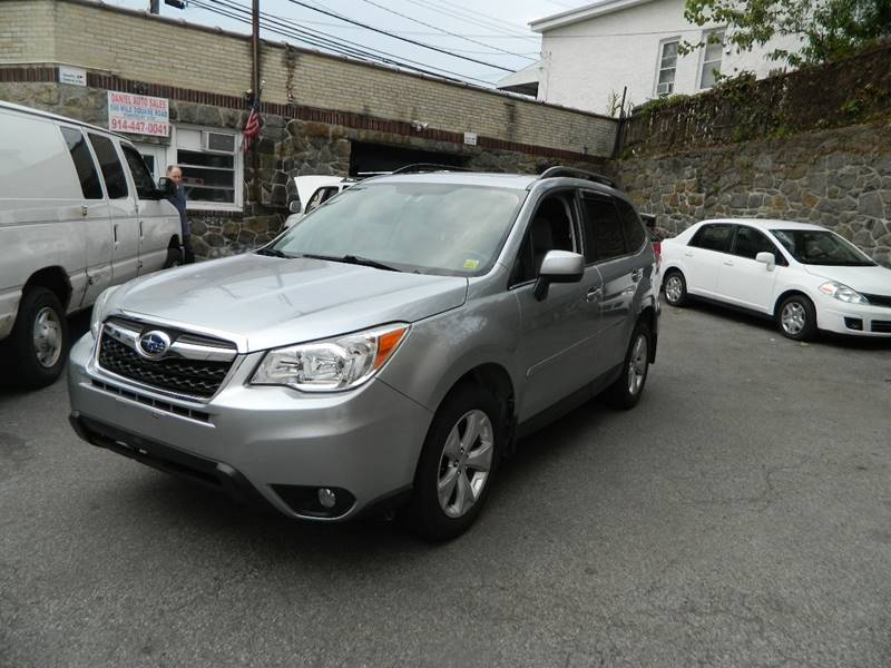 2014 Subaru Forester AWD 2.5i Limited 4dr Wagon In Yonkers ...