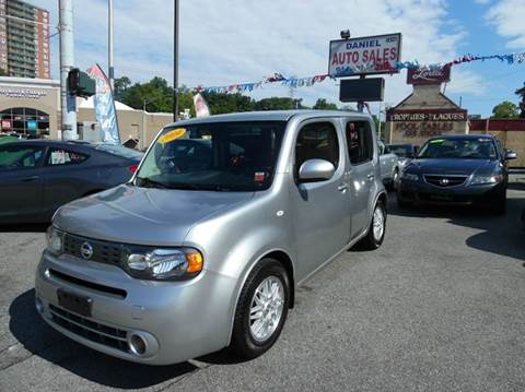 2009 Nissan cube for sale at Daniel Auto Sales in Yonkers NY