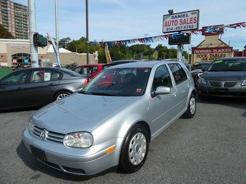 2005 Volkswagen Golf for sale at Daniel Auto Sales in Yonkers NY