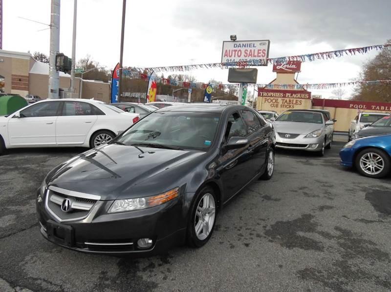 2007 Acura Tl 4dr Sedan In Yonkers NY - Daniel Auto Sales on
