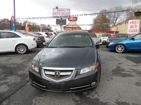 2007 Acura TL for sale at Daniel Auto Sales in Yonkers NY
