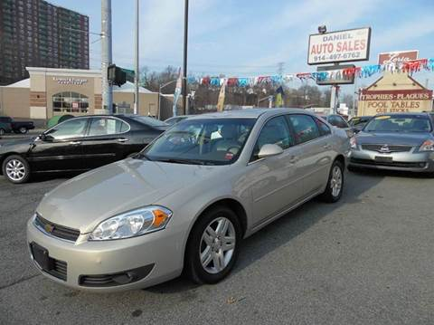 2008 Chevrolet Impala for sale at Daniel Auto Sales in Yonkers NY