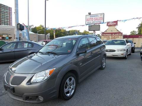 2005 Pontiac Vibe for sale at Daniel Auto Sales in Yonkers NY