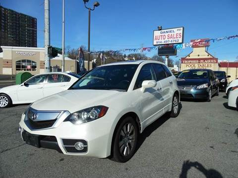 2010 Acura RDX for sale at Daniel Auto Sales in Yonkers NY