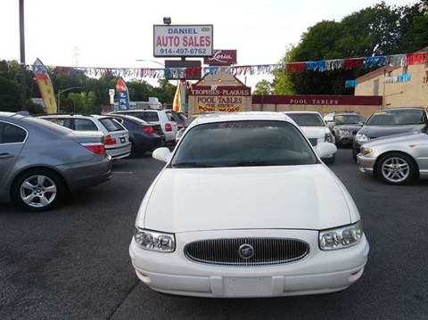 2003 Buick LeSabre for sale at Daniel Auto Sales in Yonkers NY