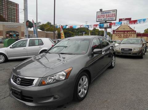2009 Honda Accord for sale at Daniel Auto Sales in Yonkers NY