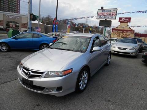 2006 Acura TSX for sale at Daniel Auto Sales in Yonkers NY