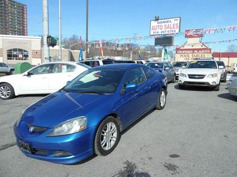 2006 Acura RSX for sale at Daniel Auto Sales in Yonkers NY