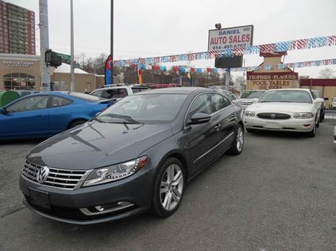 2014 Volkswagen CC for sale at Daniel Auto Sales in Yonkers NY