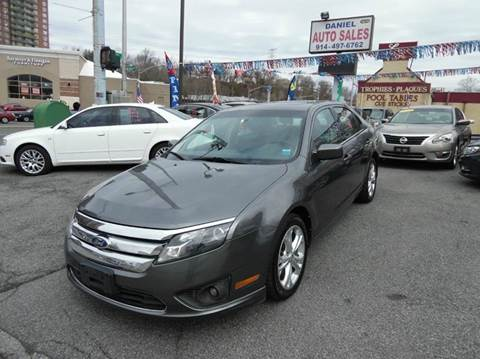 2012 Ford Fusion for sale in Yonkers, NY