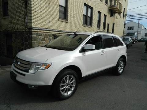 2009 Ford Edge for sale at Daniel Auto Sales in Yonkers NY
