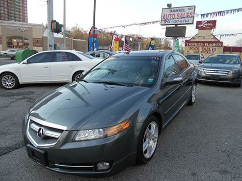 2008 Acura TL for sale at Daniel Auto Sales in Yonkers NY