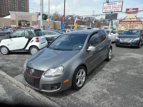 2008 Volkswagen GTI for sale at Daniel Auto Sales in Yonkers NY