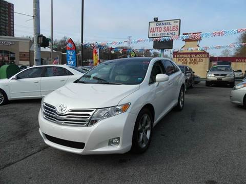 2010 Toyota Venza for sale at Daniel Auto Sales in Yonkers NY
