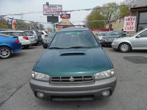 1998 Subaru Legacy for sale at Daniel Auto Sales in Yonkers NY